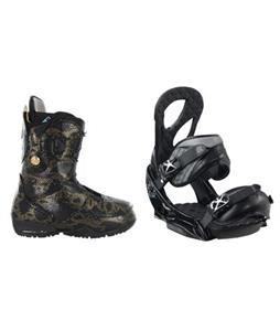 Burton Modern Snowboard Boots w/ Burton Citizen Bindings