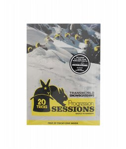 20 Tricks Volume 3 Progression Sessions Snowboard Dvd T19
