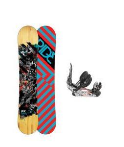 Ride Manic Snowboard w/ LX Bindings