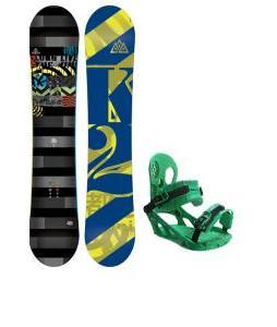 K2 Lifelike Snowboard w/ Indy Bindings