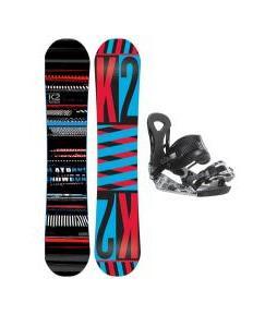 K2 Playback Snowboard w/ Ride LX Bindings
