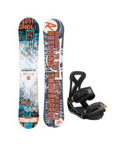Rossignol Trickstick CYT Amptek Snowboard w/ Burton Custom Bindings