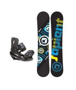 Sapient Cog Snowboard w/ Fusion Bindings