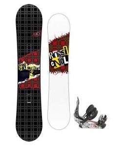 Rossignol Contrast Snowboard w/ Ride LX Bindings