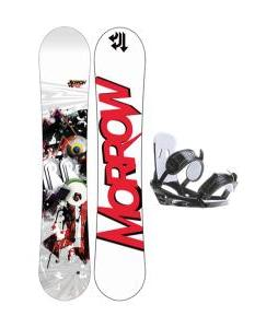 Morrow Radium Wide Snowboard w/ 2117 Of Sweden Storm Bindings