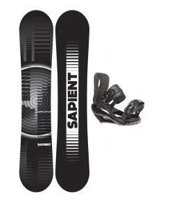 Sapient Sector Snowboard w/ Wisdom Bindings