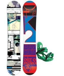 K2 Raygun Snowboard w/ Indy Bindings