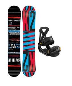 K2 Playback Snowboard w/ Burton Custom Bindings
