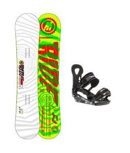 Ride Machete Snowboard w/ LX Bindings