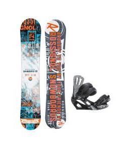 Rossignol Trickstick CYT Amptek Midwide Snowboard w/ Cage Bindings
