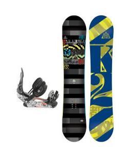K2 Lifelike Snowboard w/ Ride LX Bindings