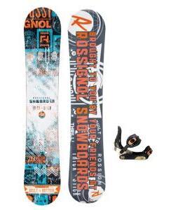 Rossignol Trickstick CYT Amptek Snowboard w/ Morrow Invasion Bindings