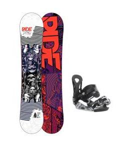 Ride DH2 Snowboard w/ LX Bindings