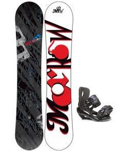 Morrow Fury Snowboard w/ Sapient Fusion Bindings