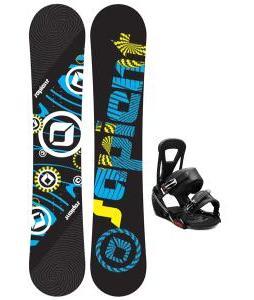 Sapient Cog Snowboard w/ Burton Freestyle Bindings