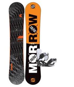 Morrow Clutch Snowboard w/ 2117 Of Sweden Storm Bindings