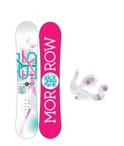 Morrow Sky Snowboard with K2 Kat Bindings