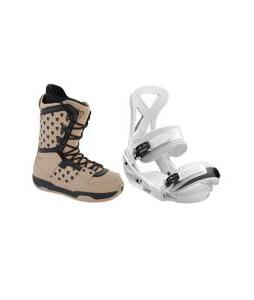 Burton Shaun White Collection Boots with Burton Custom Bindings