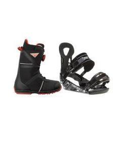 Burton Tyro Boots with Ride LX Bindings