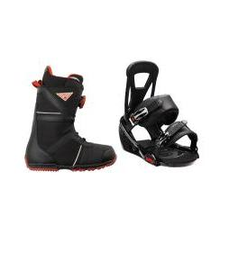 Burton Tyro Boots with Burton Freestyle Bindings