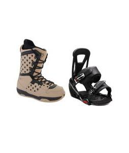 Burton Shaun White Collection Boots with Burton Freestyle Bindings