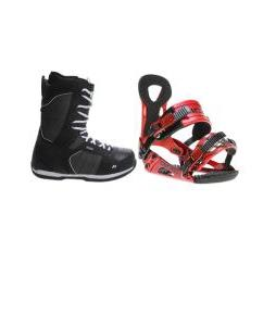 Ride Orion Boots with Ride LX Bindings