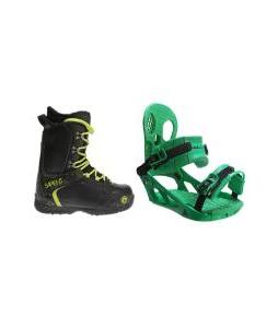 Sapient Yeti Boots with K2 Indy Bindings