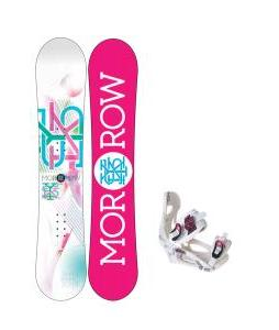 Morrow Sky Snowboard with LTD LT250 Bindings