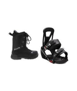 Arctic Edge 1080 Boots with Burton Freestyle Bindings