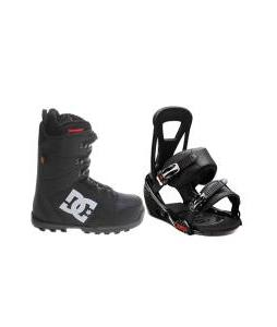 DC Phase Boots with Burton Freestyle Bindings