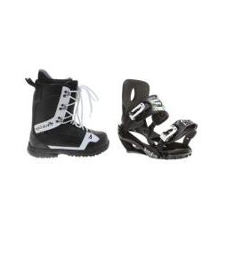 Arctic Edge 1080 Boots with Sapient Stash Bindings