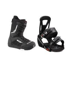 Burton Invader Boots with Burton Freestyle Bindings