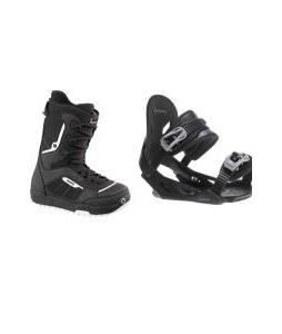Burton Invader Boots with Avalanche Summit Bindings