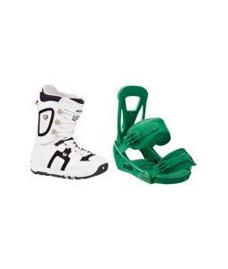 Burton Freestyle Boots with Burton Freestyle Bindings
