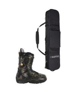 Arctic Edge 1080 Boots with Ride LX Bindings