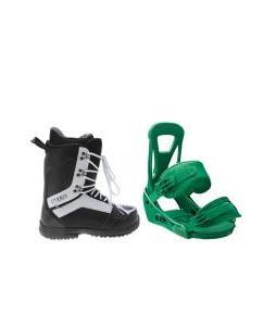 2117 Holmestad Boots with Burton Freestyle Bindings