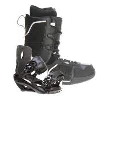 Ride Orion Boots with Sapient Fusion Bindings