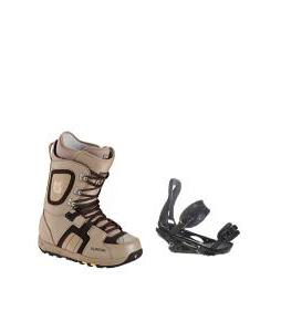 Burton Freestyle Boots with Burton P1.1 Bindings