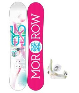 Morrow Sky Snowboard with Morrow Lotus Bindings