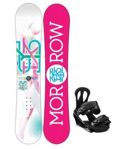 Morrow Sky Snowboard with Burton Citizen Bindings