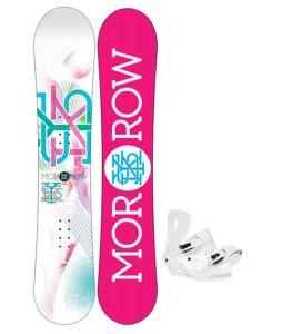 Morrow Sky Snowboard with Sapient Zeta Bindings