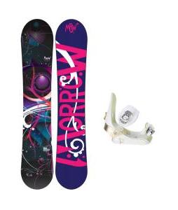 Morrow Seneca Snowboard with Morrow Lotus Bindings
