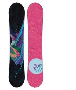 Burton Lux Snowboard with Sapient Zeta Bindings
