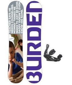 Burton Burden Snowboard w/ P1.1 Bindings