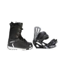 Sapient Yeti Boots with Rossignol Cage Bindings