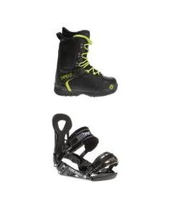 Sapient Yeti Boots with Ride LX Bindings