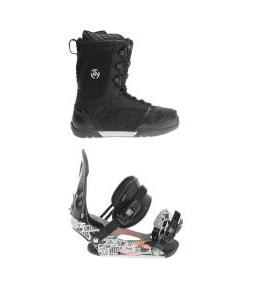 K2 Pulse Boots with Ride LX Bindings