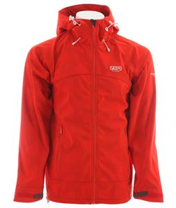 2117 Of Sweden Arvidsjaur Softshell Red