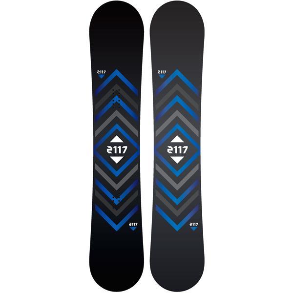 2117 of Sweden Berg Snowboard