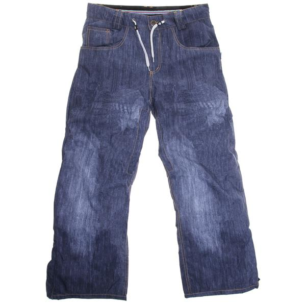 2117 of Sweden Bracke Jr Ski Pants